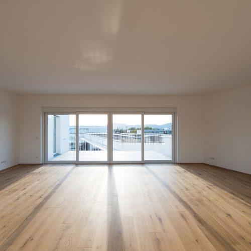 ATRIUM - Penthouse Wohn-/Essbereich