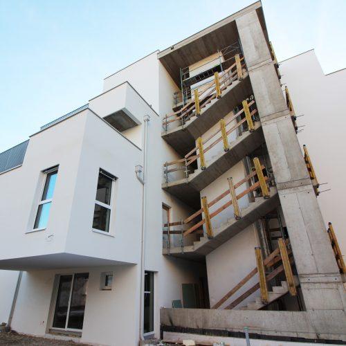 Freistil Baustellenfortschritt 3 Jänner 2019