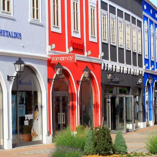 Roses Designer Outlet Kroatien Zagreb