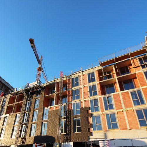 Ost. Baustellenfortschritt 3 Jänner 2019