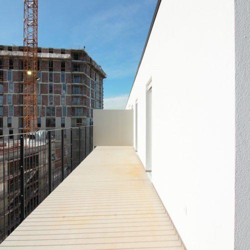 Ost. Wohnen am Stadttor - Baufortschritt