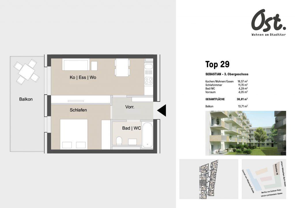 Ost - Expose Sebastian - Top 29 - VENTA Real Estate Group