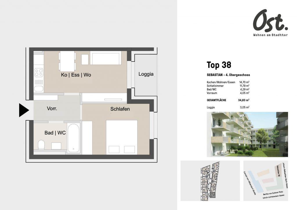Ost - Expose Sebastian - Top 38 - VENTA Real Estate Group