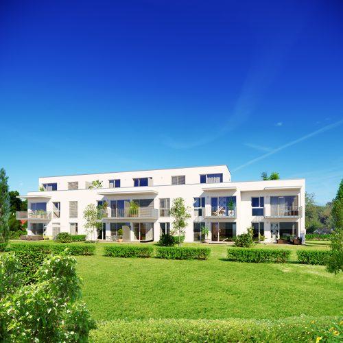 Grundwert Rendering 2 - Kleines Bauherren-Modell - VENTA Group