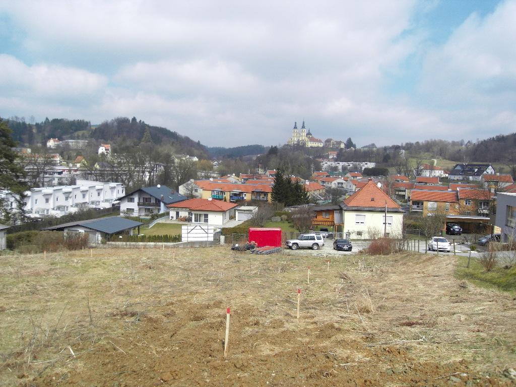 Teichhof - Vorher
