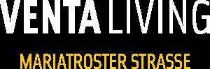 VENTA Living Mariatroster Straße - Logo